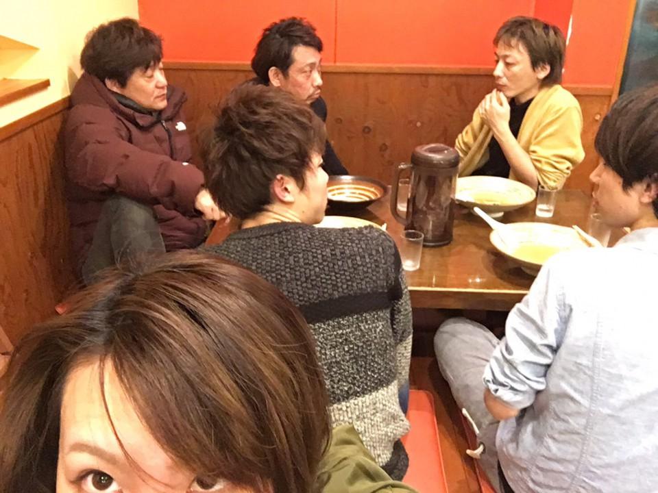 名古屋で練習会