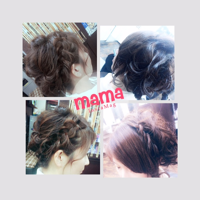 PARTY HAIR✨