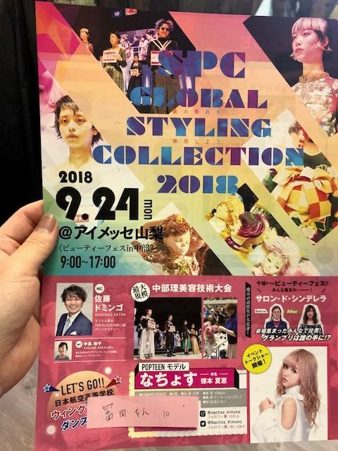 スタイリングコレクション2018