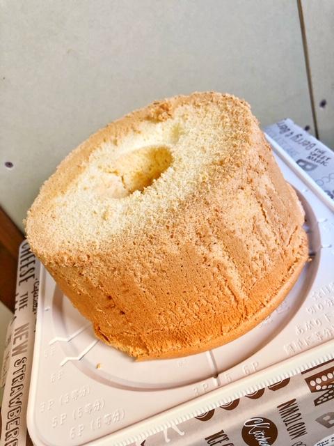 手作りケーキ頂いちゃいました😋🍰