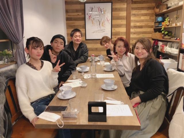 お食事会in and Lab. 🍴